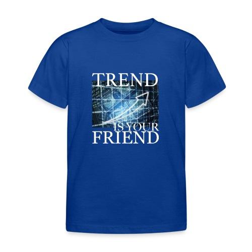 Designed T-Shirt for Traders Stock Market Forex - Maglietta per bambini