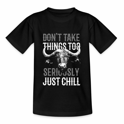 Buffalo tkl - T-shirt Enfant