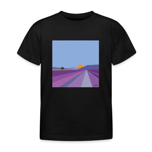 Lavande - T-shirt Enfant