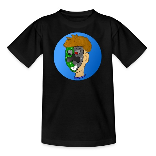 Sylle7 logo design - Børne-T-shirt