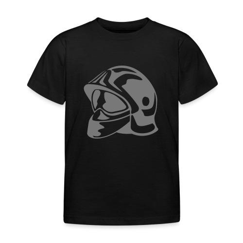 casque_pompier - T-shirt Enfant