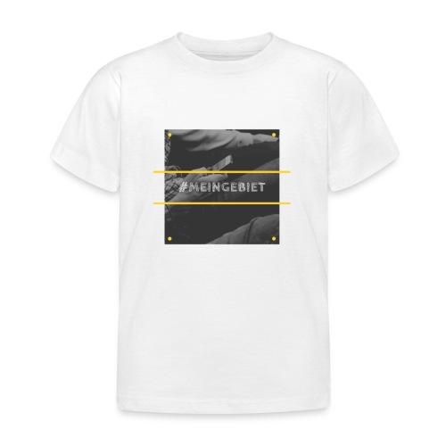 MeinGebiet - Kinder T-Shirt