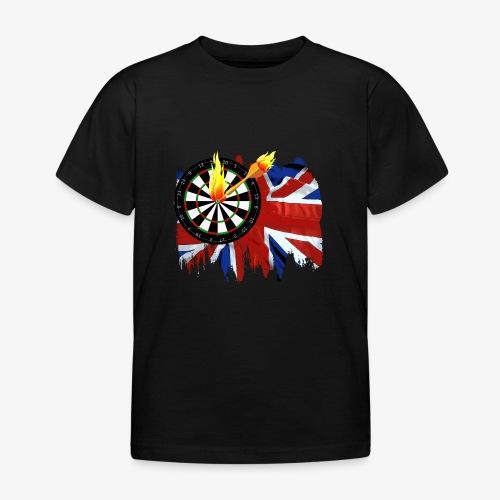 Burning Dart - Kinder T-Shirt