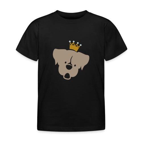 Prinz Poldi braun - Kinder T-Shirt