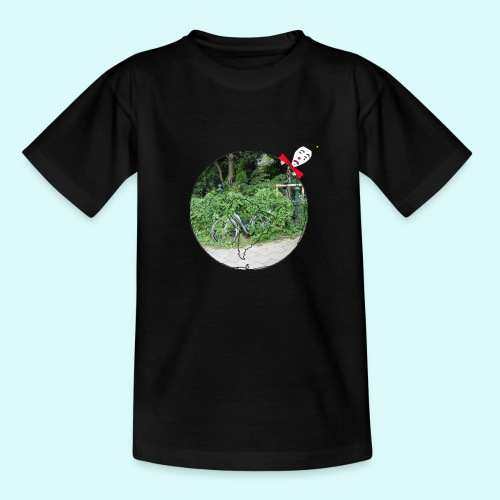 mapemonde clown - T-shirt Enfant