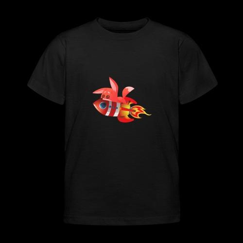 Black Planzi Merch (färbig) - Kinder T-Shirt