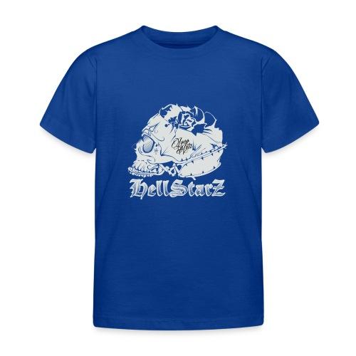 HELLSTARZ Skull Logo - T-shirt Enfant