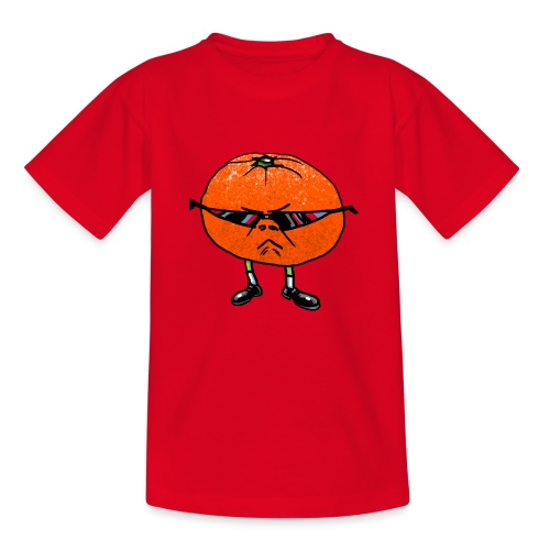 Tangerine Man - Kids' T-Shirt