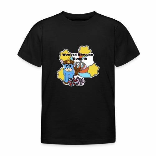 Une merveilleuse licorne est née (pour garcon) - T-shirt Enfant