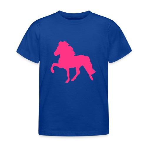 Tölter - Kinder T-Shirt