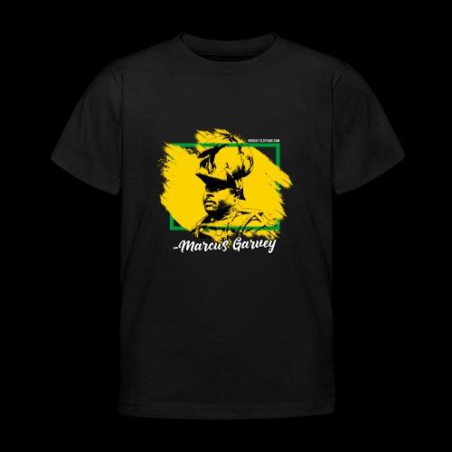MARCUS GARVEY by Reggae-Clothing.com - Kinder T-Shirt