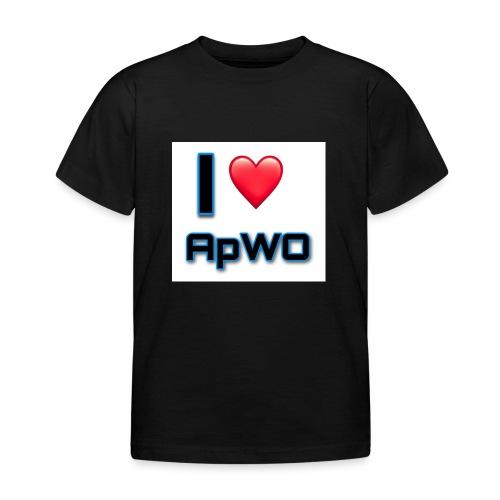 ApWO - Kinder T-Shirt