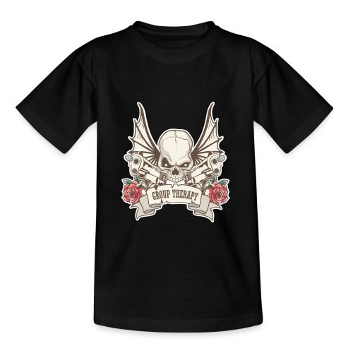 Group Therapy T-Shirt - Kids' T-Shirt