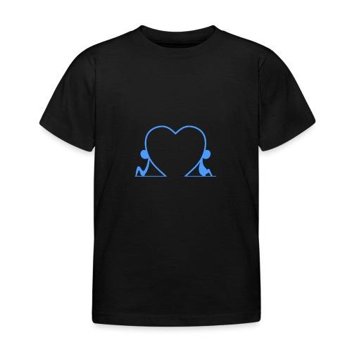 Distanti, ma vicini... LIGHT BLUE - Maglietta per bambini