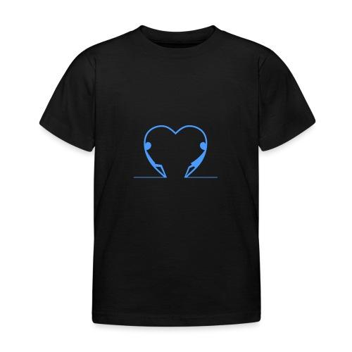 Guardami intensamente... LIGHT BLUE - Maglietta per bambini