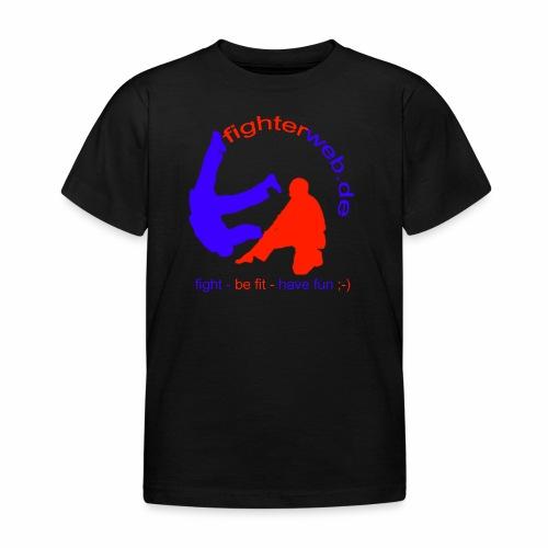 SVF LU Abteilung Ju-Jutsu - Kinder T-Shirt