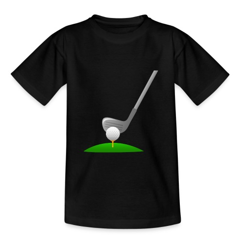 Golf Ball PNG - Camiseta niño