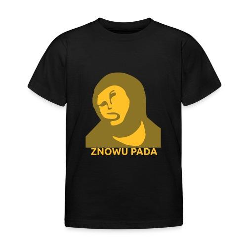 Znowu pada Jeżus z Borja - Koszulka dziecięca