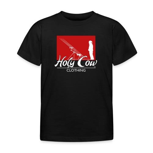 HCC Logo Rot png - Kinder T-Shirt