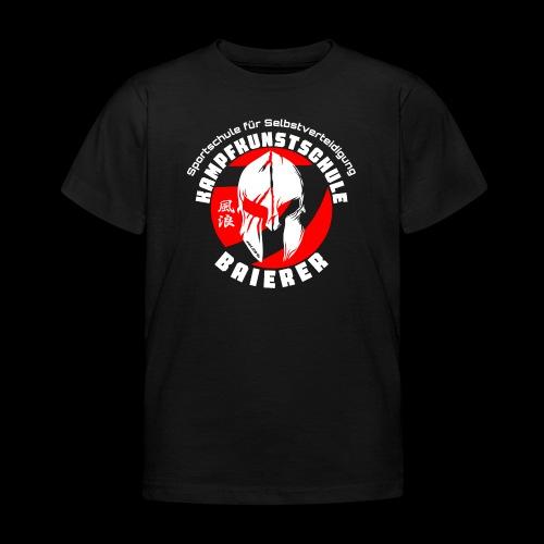 Kampfkunstschule Baierer Kollektion 2021 - Kinder T-Shirt