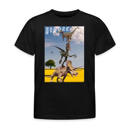 sondre17 - T-skjorte for barn