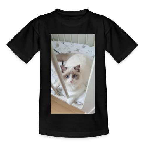 bibi in bed - Kinderen T-shirt
