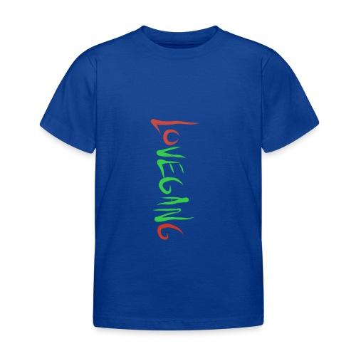 Lovegang - Lasten t-paita