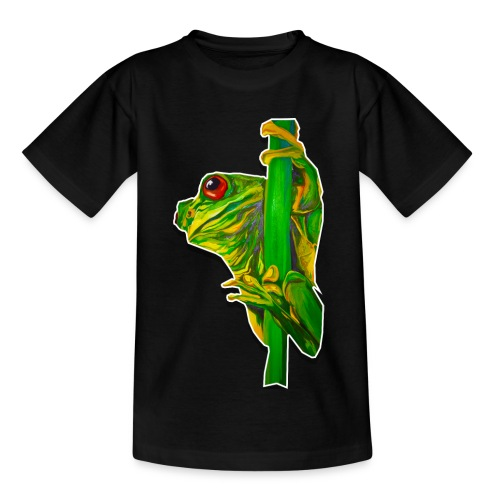 FROGGY - Kinder T-Shirt