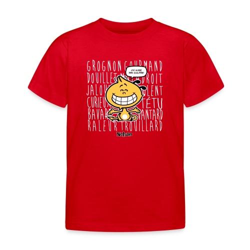 defauts - T-shirt Enfant