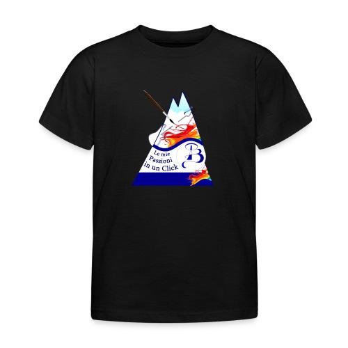 Logo colori - Maglietta per bambini
