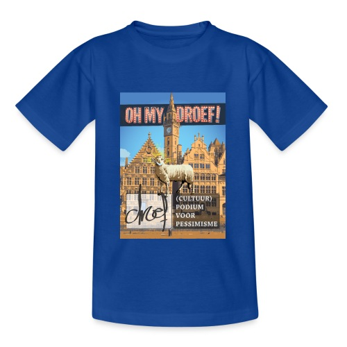 Oh My Droef! - Kinderen T-shirt