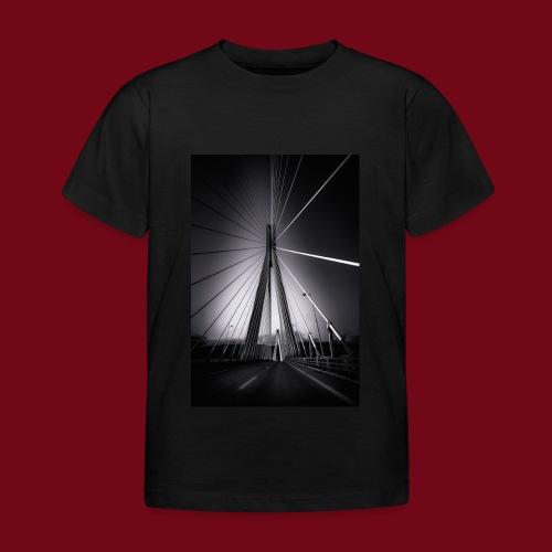 Rio-Andirrio-Brücke - Kinder T-Shirt