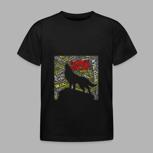 Lone Wolf - Kids' T-Shirt
