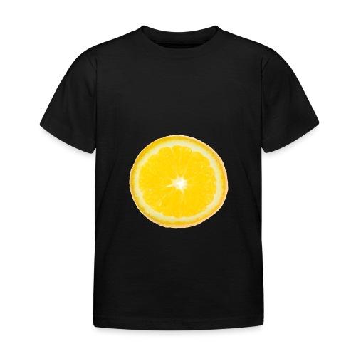 Orange - Kinder T-Shirt