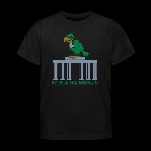 Berlin Geier - Kinder T-Shirt