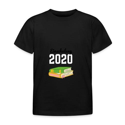 Einschulung 2020 - Kinder T-Shirt