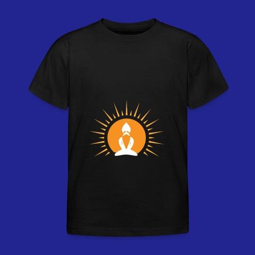 Guramylyfe logo white no text - Kids' T-Shirt