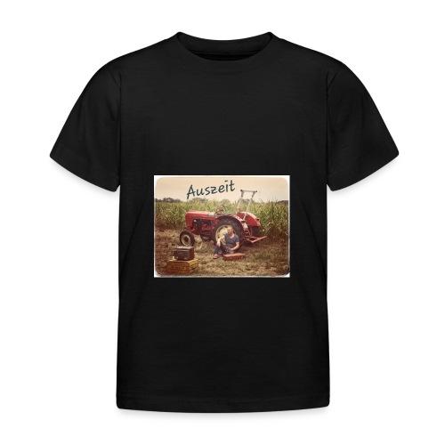 Auszeit - Kinder T-Shirt