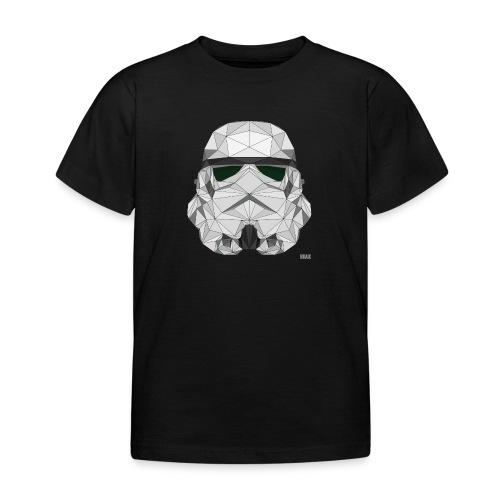 stormtrooper logo - T-shirt Enfant