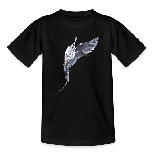 Weißschwanz Tropenvogel - Kinder T-Shirt