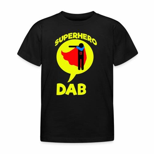 Dab supereroe/ Dab Superhero - Maglietta per bambini