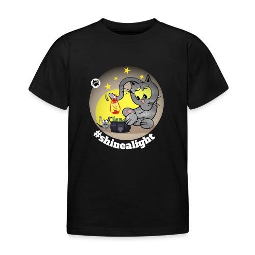 Astrokatze Skorpion - Kinder T-Shirt