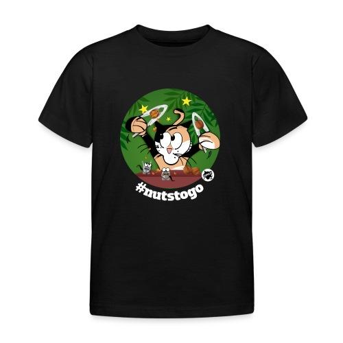 Astrokatze Krebs - Kinder T-Shirt