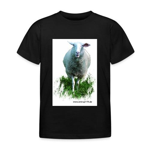Gemaltes Entrup Schaf - Kinder T-Shirt
