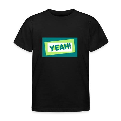 Teddy.Kidswear. – Yeah! - Kinder T-Shirt