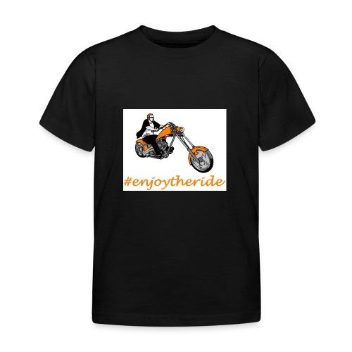 enjoytheride - T-shirt Enfant