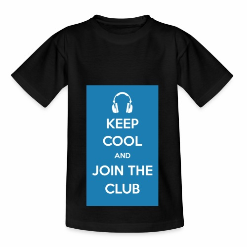 Join the club - Kids' T-Shirt