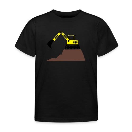 bagger - Kinder T-Shirt