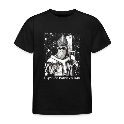 Thyon St-Patrick's Day - T-shirt Enfant