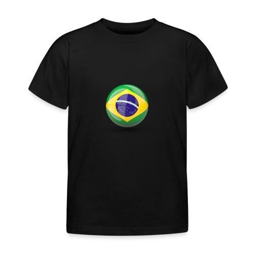 Símbolo da Bandeira do Brasil - Kids' T-Shirt
